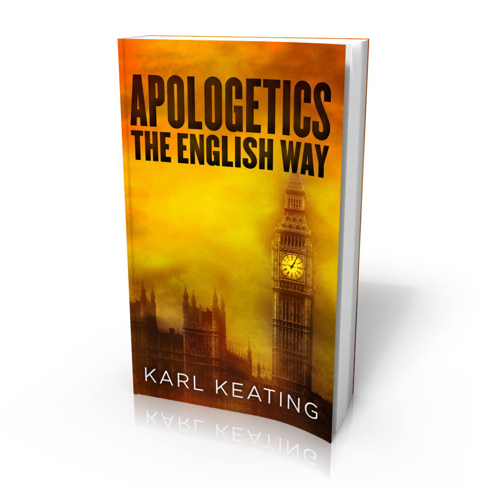 Apologetics the English Way - 3D