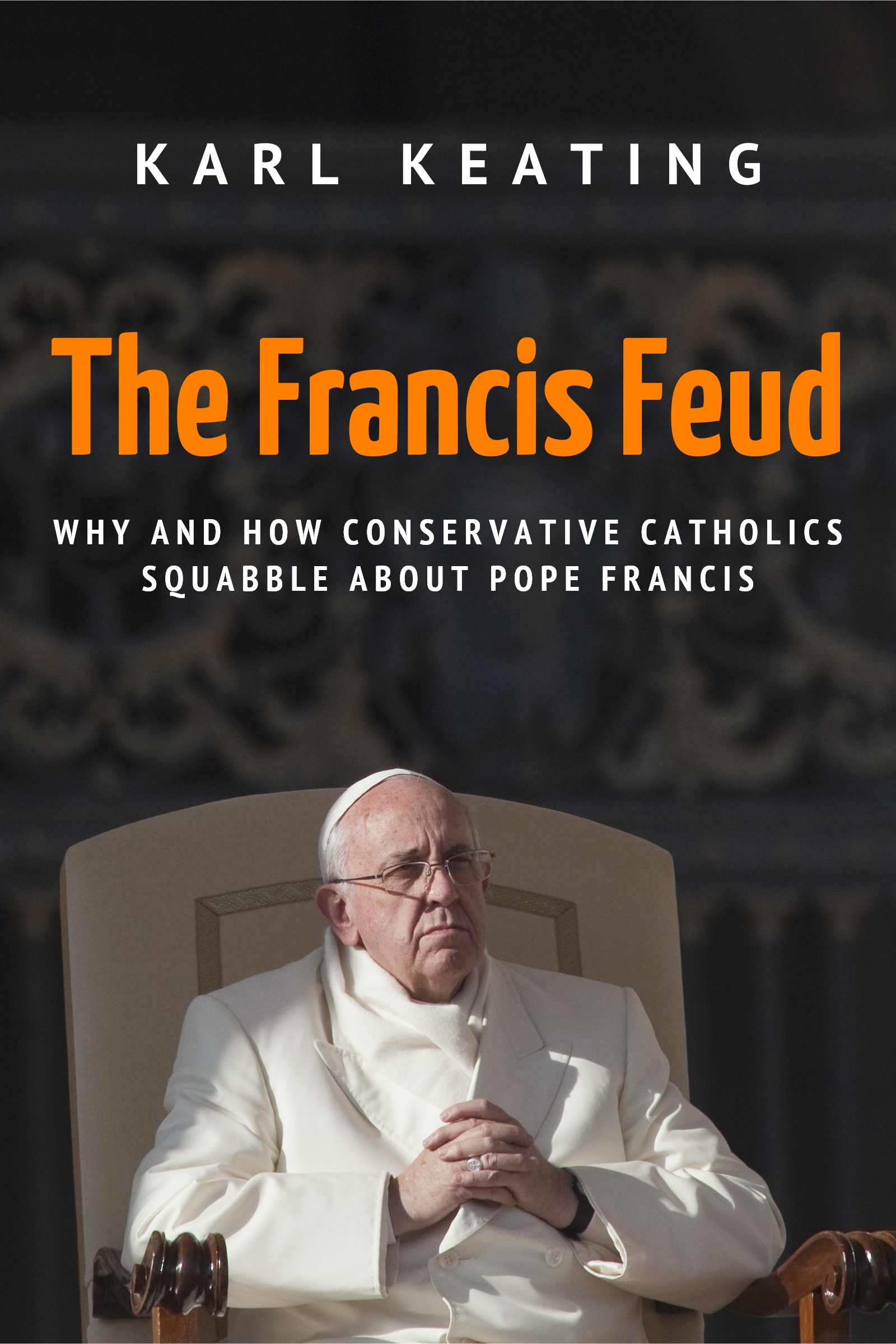 The Francis Feud Ebook Cover